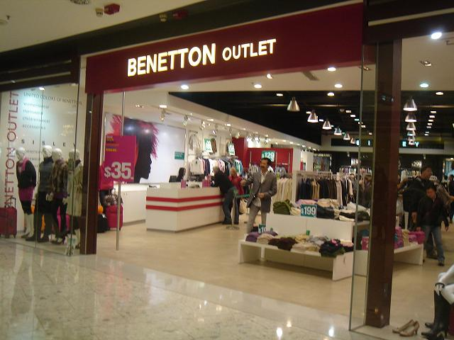 benetton outlet